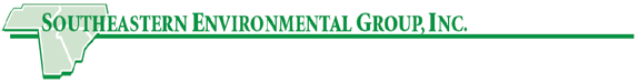 Logo, Southeastern Environmental Group, Inc., Asbestos Removal Firm in Waynesville, NC